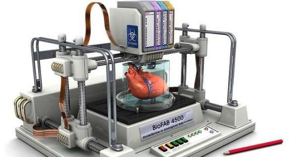 Impresión de órganos en 3D