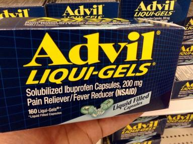 Pastillas para el dolor de cabeza