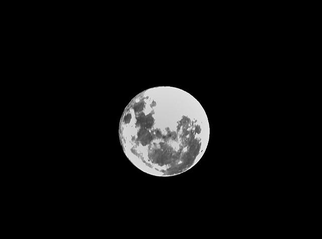 efecto lunar Pseudociencias