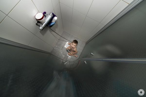 Baño diario