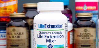 suplementos alimenticios para niños